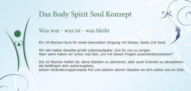 Body Spirit Soul